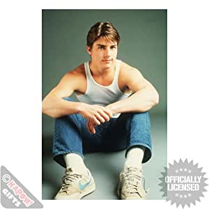 Young Tom Cruise Poster 60cm x 80cm