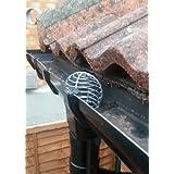 boule de gouttière filtre en acier galvanisé 75-95mm