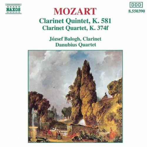 Preisvergleich Produktbild Mozart Klarinetten- und Streichquintett Balogh