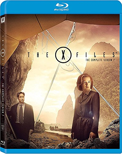 x-files-the-complete-season-7-6-blu-ray-edizione-regno-unito-reino-unido-blu-ray