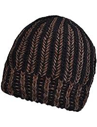 Toutacoo, Bonnet Tricot en laine - Fabriqué en France - Chaud et Léger