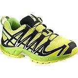Salomon Unisex Kids' Xa Pro 3D J Outdoor Multisport Shoes