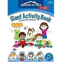 SÚPER ACTIVIDADES EN INGLÉS 6-7: Aprendo En Casa Inglés. 6 - 7 Años: 4 (APRENDO EN CASA SÚPER ACTIVIDADES EN INGLÉS)