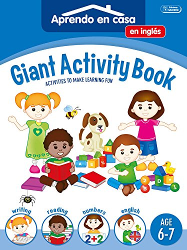 SÚPER ACTIVIDADES EN INGLÉS 6-7: Aprendo En Casa Inglés. 6-7 Años: 4 (APRENDO EN CASA SÚPER ACTIVIDADES EN INGLÉS)
