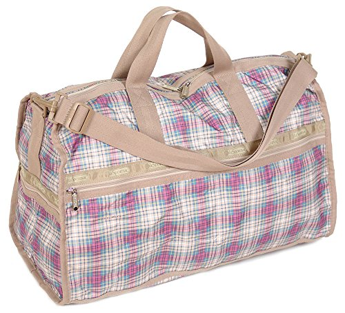 lesportsac-travel-bag-large-weekender-hampton-plaid