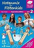 Scarica Libro Banconote Mix per Flauti Kids Vol 2 (PDF,EPUB,MOBI) Online Italiano Gratis