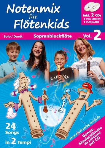 Note Mix per flauto Kids Vol.2