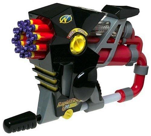 Preisvergleich Produktbild Nerf Rapid Fire 20