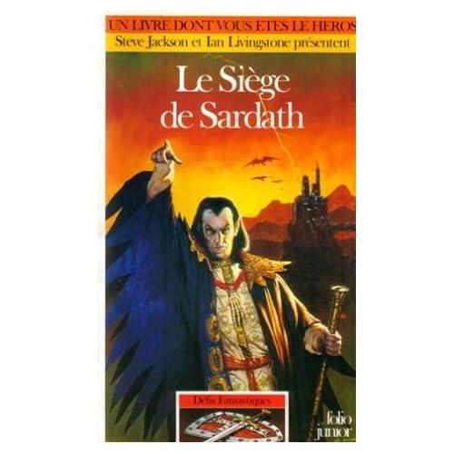 Défis fantastiques, Tome 49 : Le siège de Sardath