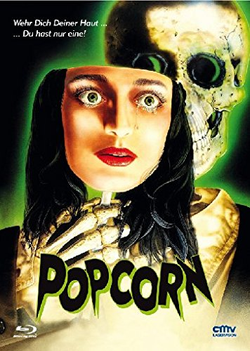 Popcorn (Skinner) – Mediabook  (+ DVD) [Blu-ray] [Limited Edition]