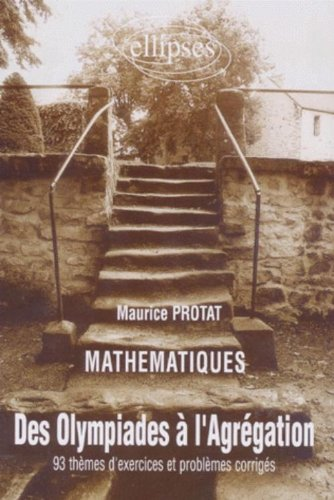 Mathématiques : Des Olympiades à l&#39...