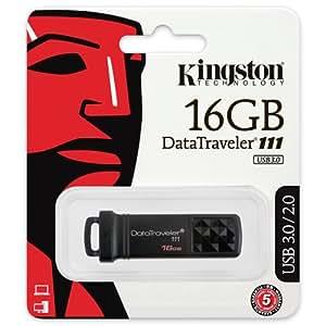 Kingston 16GB DT111 DataTraveler 111 USB 3.0 Pen Drive 16 GB Pendrive