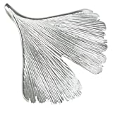 AFP Damen Anhänger Ginkgoblatt 925 Sterling Silber AS-302