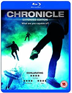 Chronicle: Extended Edition (Blu-ray) [Region Free]