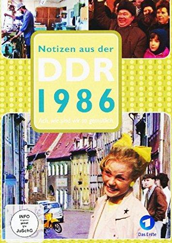 DDR 1986: Ach, wie sind wir so gemütlich