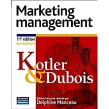 Marketing Management: <b><font color=