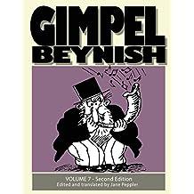 Gimpel Beynish Volume 7 2nd edition: Sam Zagat's political and humorous Yiddish cartoons (Gimpel Beynish the Matchmaker)