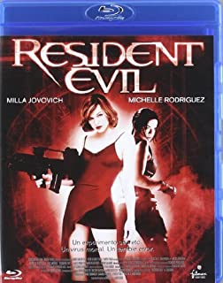 Resident Evil [Blu-ray] (B0055KNMUK) | Amazon price tracker / tracking, Amazon price history charts, Amazon price watches, Amazon price drop alerts