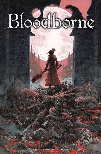 Bloodborne: The Death of Sleep por Ales Kot