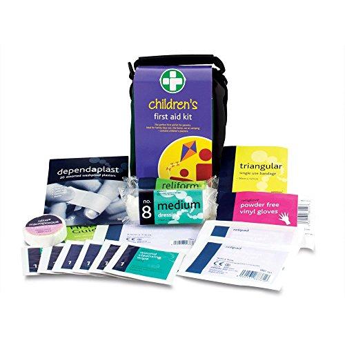 Erste-Hilfe-Kasten für Kinder (Creme Erste-hilfe-brennen)
