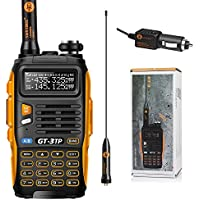 BAOFENG GT-3TP Two-Way Radio Transceiver -Black & Orange