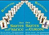 Telecharger Livres Rencontre des Saints de France et Rencontre des saints d Europe 2 Jeux de Cartes (PDF,EPUB,MOBI) gratuits en Francaise