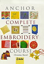 Anchor Complete Embroidery Course