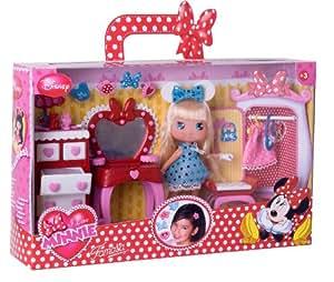 Grandi Giochi GG08870 -  La Cameretta Di I Love Minnie