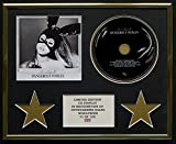 Everythingcollectible Ariana Grande/CD-Darstellung/Limitierte Edition/COA/Dangerous Woman