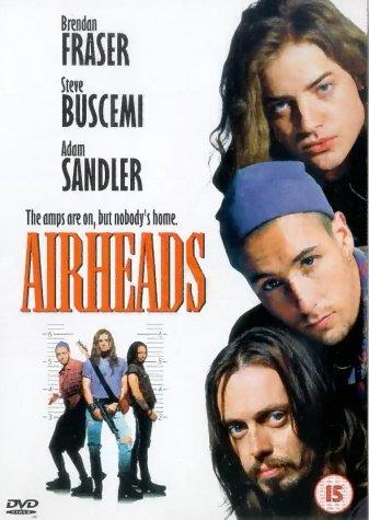 Airheads - Dvd [UK Import]