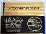 45 ORIGINAL SAVINELLI 9mm PIPE FILTERS by Savinelli