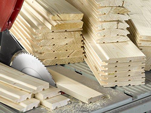 Einhell 49593111 Hoja de sierra circular manual, para madera y tablones, 315 x 30mm, 80 dientes