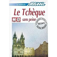 Le Tchèque sans Peine ; Livre + CD Audio (x4)