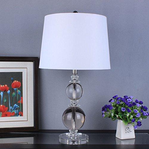 CLG-FLY decorativi di cristallo lampada da tavolo illuminazione #33 con il migliore servizio