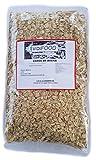 Fiocchi d?Avena - 1kg - Ricca di nutrienti, Vitamine e Minerali - Qualità Eccellente - 100% Naturale e Senza Tossine - Avena Integrale ai Cereali - Cereale per la Colazione - Fonte Deliziosa di Fibre