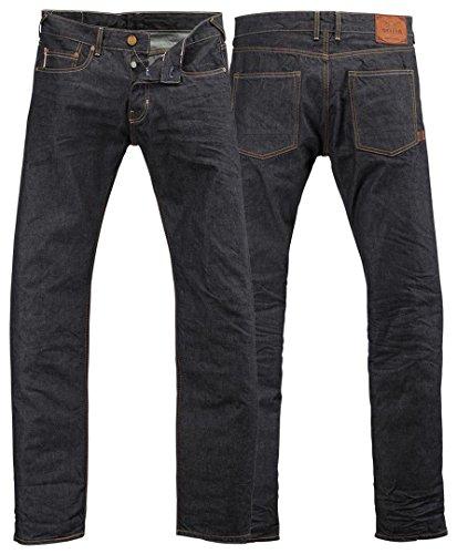 Preisvergleich Produktbild Rokker Daytona Special Raw Jeans Hose 32 L32