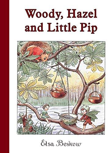 Woody, Hazel and Little Pip por Elsa Beskow