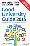 The Times Good University Guide 2015