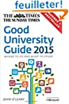 The Times Good University Guide 2015:...