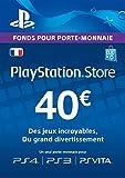 Carte Playstation Network 40 E...