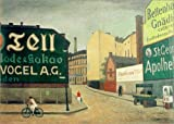 Posterlounge Forex-Platte 170 x 120 cm: An der Landsberger Straße von Gustav Wunderwald/akg-Images