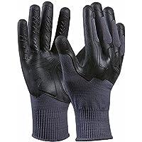 """MadGrip""""Pro Palm Knuckler Formula 200"""" 700922 - Guantes de trabajo de excelente calidad para el sector industrial, con protección de nudillos. Gris. Talla XXL."""