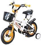 Actionbikes Kinderfahrrad Timson - 12 Zoll - V-Break Bremse vorne - Stützräder - Luftbereifung - Ab 2-5 Jahren - Jungen & Mädchen - Kinder Fahrrad - Laufrad - BMX - Kinderrad (12`Zoll)
