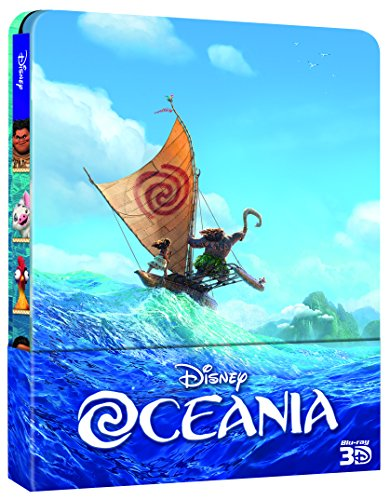Oceania ;Moana