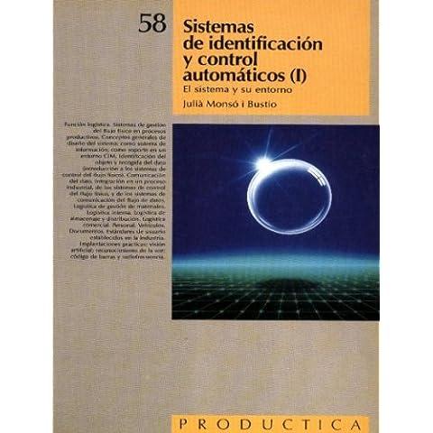 Sistemas de identificación y control automáticos(tomo I). Prodúctica 58