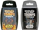 Top Trumps Combo Star Wars 1-3 & Star Wars 4-6
