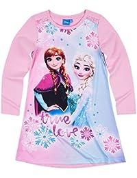 Disney La Reine des neiges Fille Chemise de nuit - rose