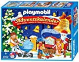 PLAYMOBIL 4152 - Calendario de Adviento'Christmas in the Park' [Importado de Alemania]