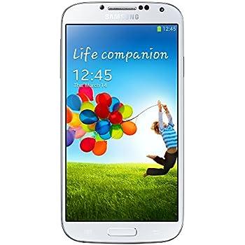 Samsung Galaxy S4 Smartphone débloqué (Ecran: 5 pouces - 16 Go) Blanc (import Allemagne)