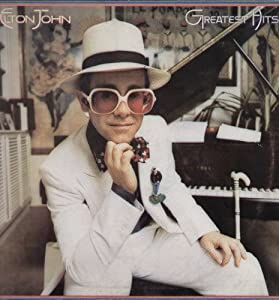 ELTON JOHN - Greatest Hits 1970-1974